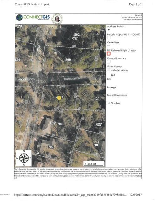 4203 Country Club Road, Morehead City, NC, 28557 | MLS #100092392