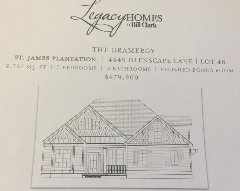 4449 Glenscape Lane Southport, NC 28461