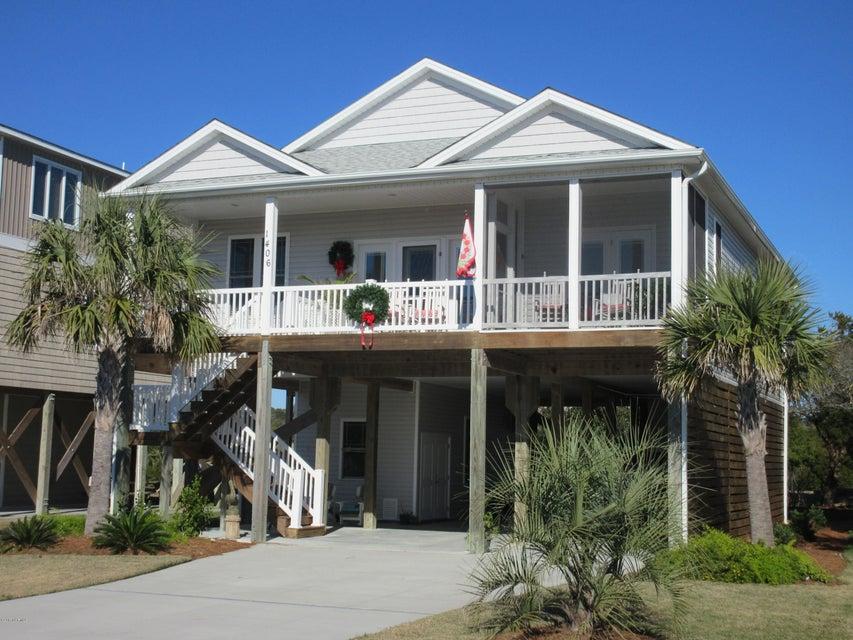 1406 E Dolphin Drive Oak Island, NC 28465