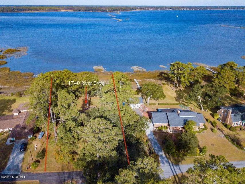 1740 River Drive, Morehead City, NC, 28557 | MLS #100093385