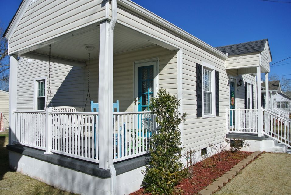 1007 Live Oak Street, Beaufort, NC, 28516 | MLS #100095383