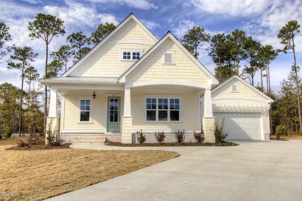 1035 Sea Horse Court #lot #7 Southport, NC 28461
