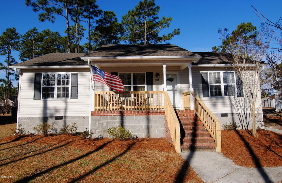 1981  Reidsville Road Southport, NC 28461