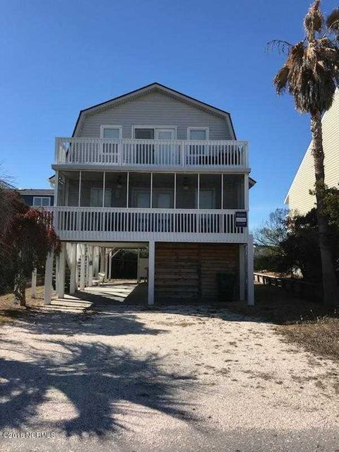 414  17TH Street Sunset Beach, NC 28468