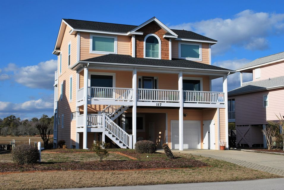 117 Southshore Drive Holden Beach, NC 28462
