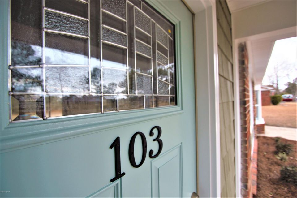 103 Vandergrift Drive, Jacksonville, NC, 28540 | MLS #100099415