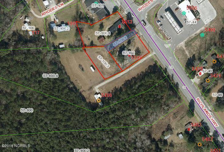 5505 Richlands Highway, Jacksonville, NC, 28540 | MLS #100082241
