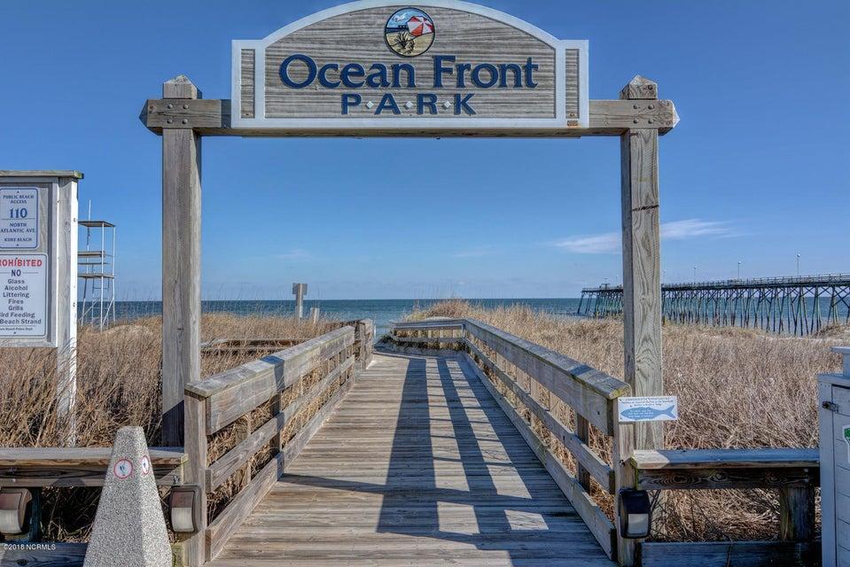 Kure Beach Boardwalk