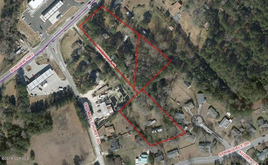1455 Burgaw Highway, Jacksonville, NC, 28540   MLS #80161880