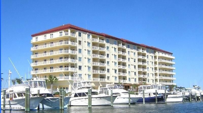 100 Olde Towne Yacht Club Drive #55′ Boat Slip A-18, Beaufort, NC, 28512 | MLS #11403942