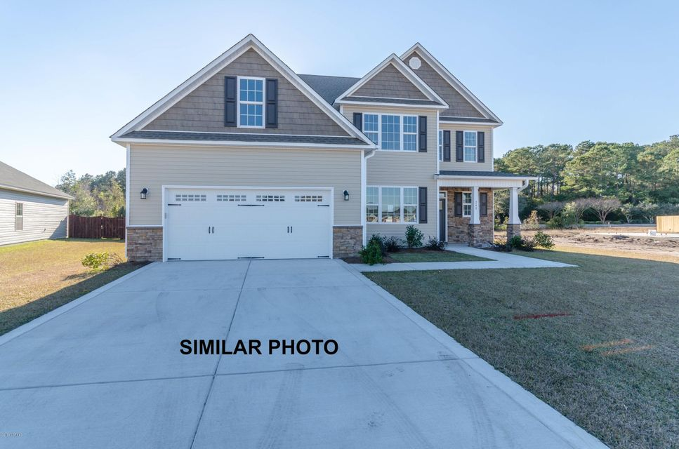 423 Worsley Way, Jacksonville, NC, 28546 | MLS #100101297