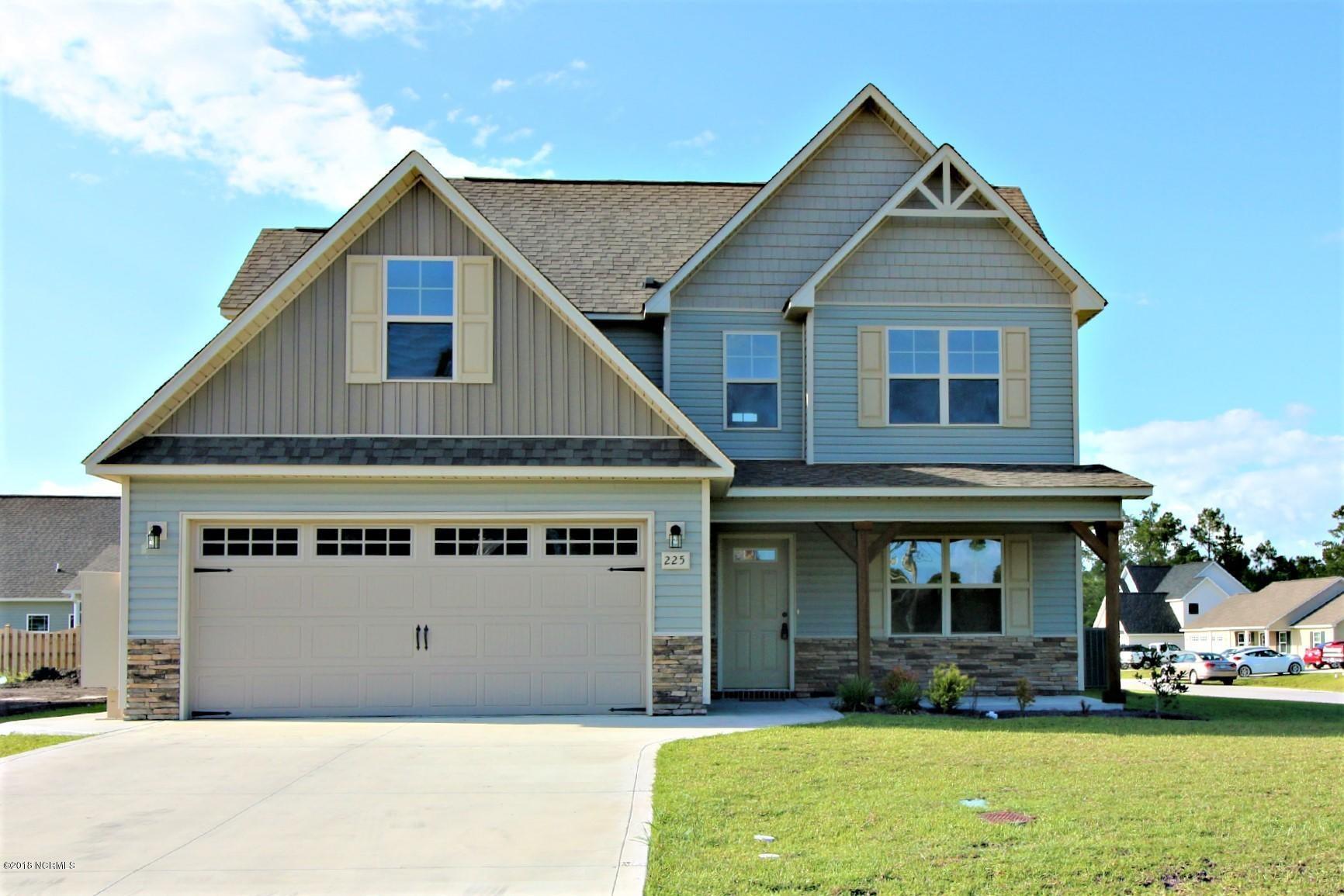 120 Sonia Drive, Hubert, NC, 28539   MLS #100101595