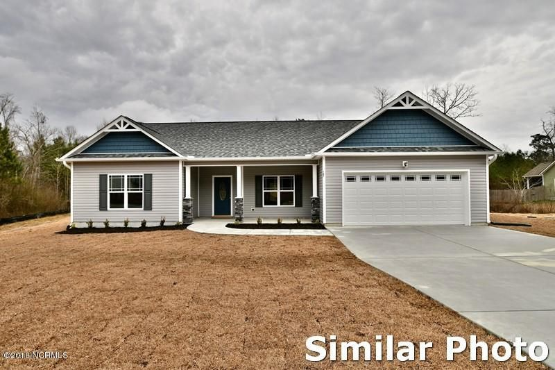 106 Ridge View Drive, Jacksonville, NC, 28540 | MLS #100104566