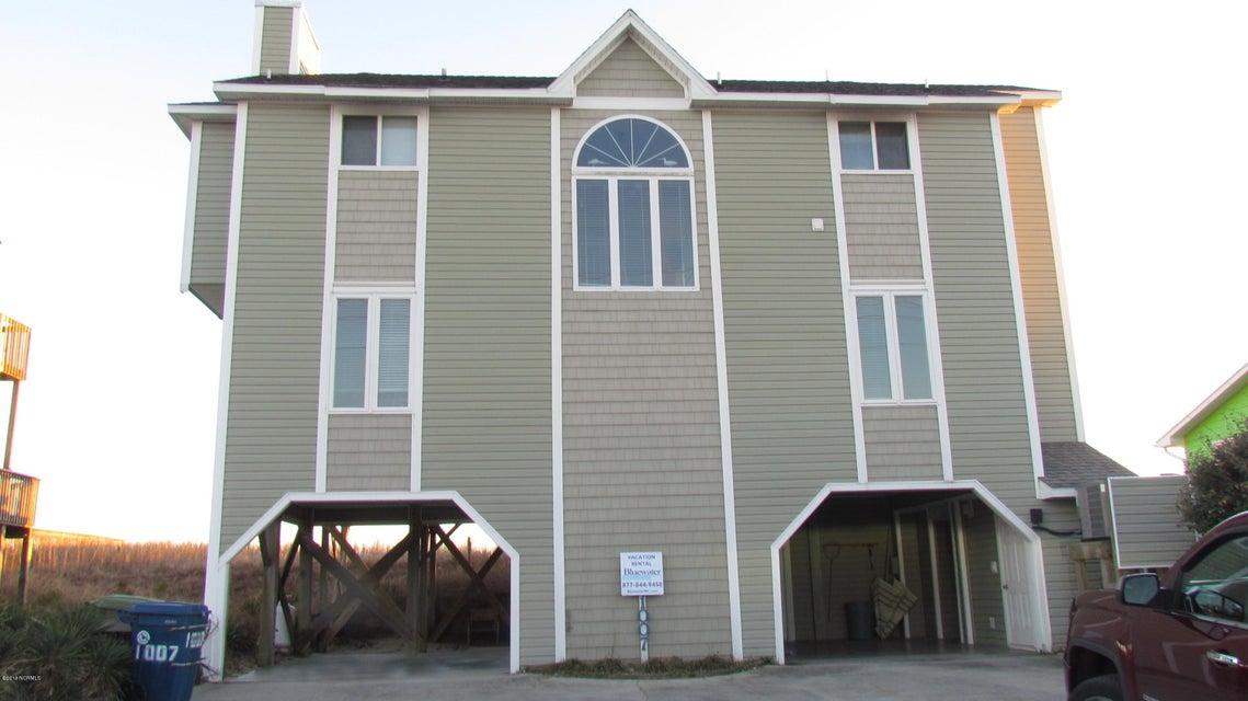 1007 Ocean Drive, Emerald Isle, NC, 28594 | MLS #100103105