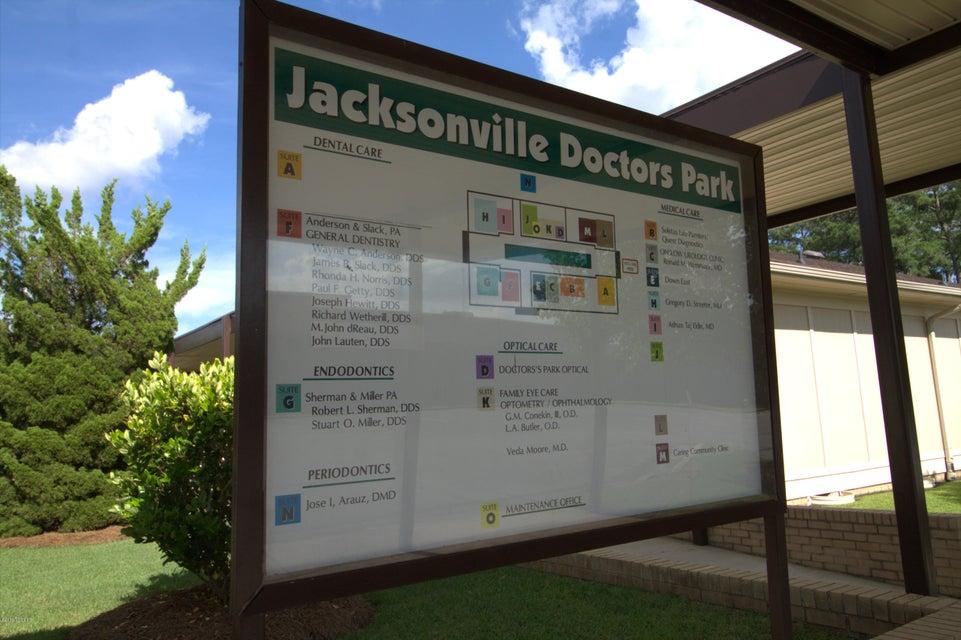 200 Doctors Drive #A, Jacksonville, NC, 28546 | MLS #100104953