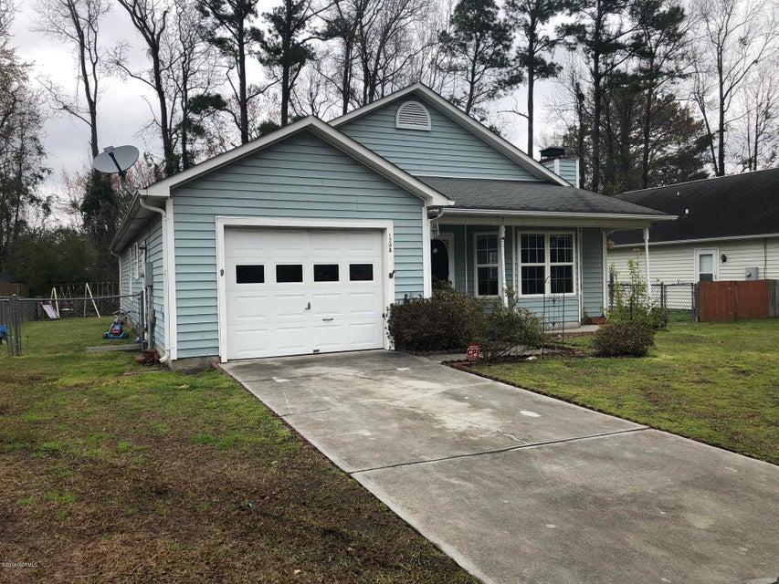 1208 Gerald Drive, Jacksonville, NC, 28540   MLS #100105553
