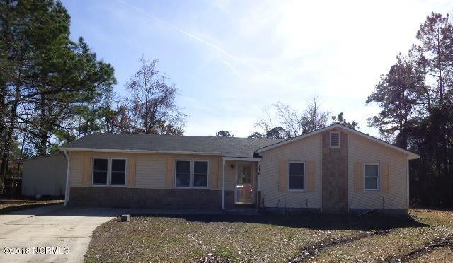 516 Redwood Place, Jacksonville, NC, 28540 | MLS #100106055