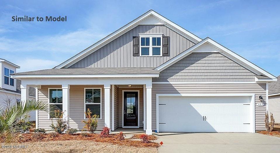 640 Seathwaite Lane Leland, NC 28451