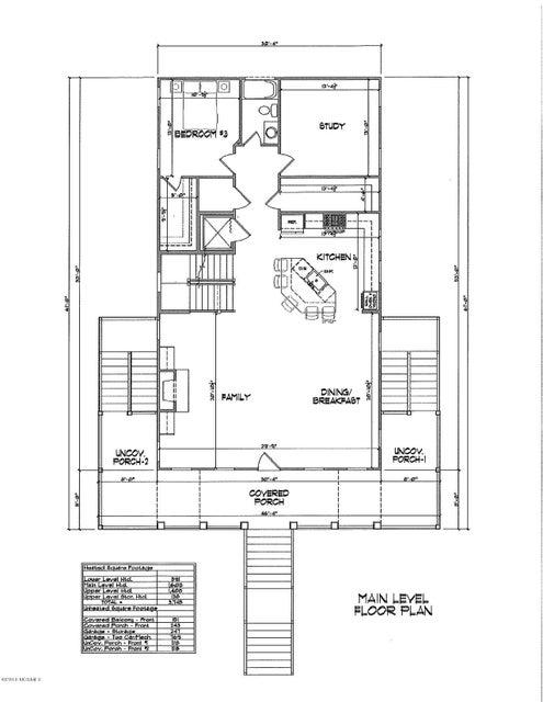 242 Gatsey Lane, Beaufort, NC, 28516 | MLS #100106430
