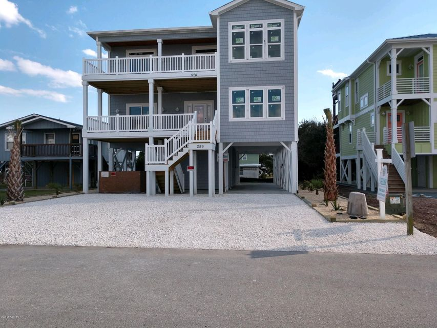 259  Brunswick Avenue Holden Beach, NC 28462