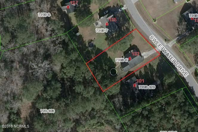 103 Sweetwater Drive, Jacksonville, NC, 28540 | MLS #100106504