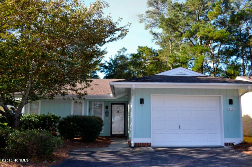 115 Mcginnis Drive, Pine Knoll Shores, NC, 28512 | MLS #100107005