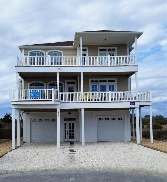 465 E Fourth Street Ocean Isle Beach, NC 28469