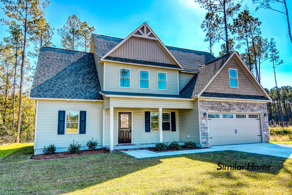 112 Sparrows Point Lane, Jacksonville, NC, 28540 | MLS #100106839
