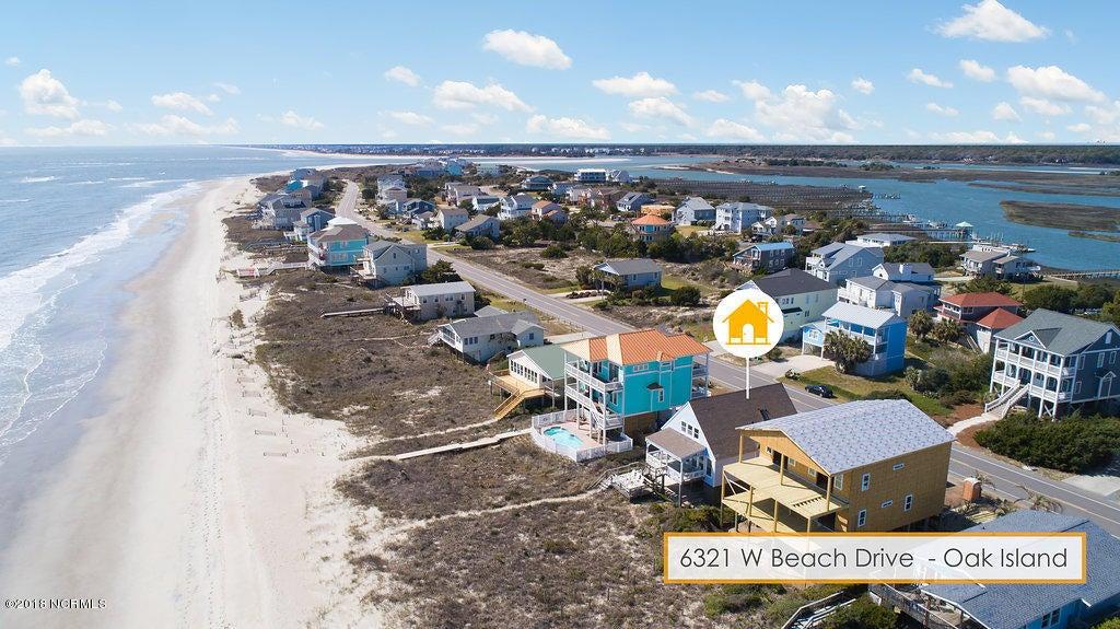 6321 W Beach Drive Oak Island, NC 28465