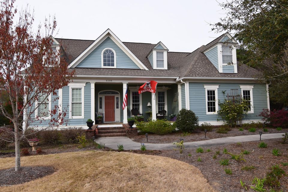 6108  Turtlewood Drive Southport, NC 28461