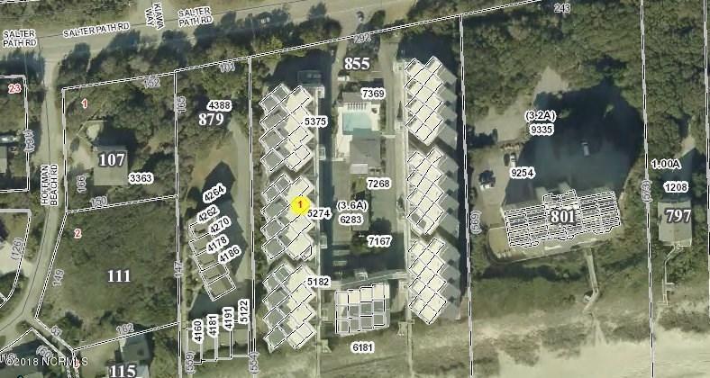 855 Salter Path Road #207, Indian Beach, NC, 28512 | MLS #100107310