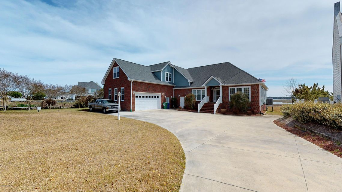 420 Shoreline Drive, Cedar Point, NC, 28584 | MLS #100108573