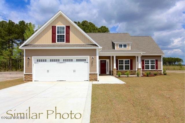 209 Wood House Drive, Jacksonville, NC, 28546   MLS #100109006