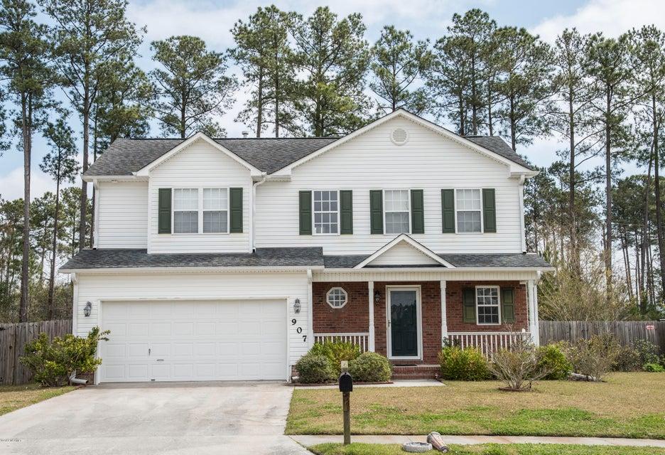 907 Savannah Drive, Jacksonville, NC, 28546 | MLS #100108713