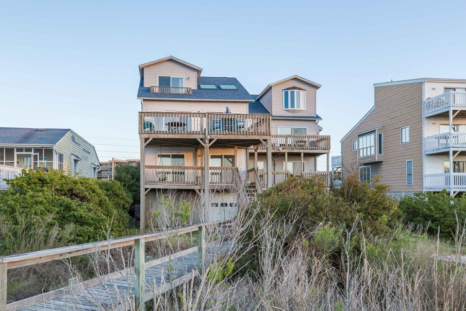 1861  New River Inlet North Topsail Beach, NC 28460