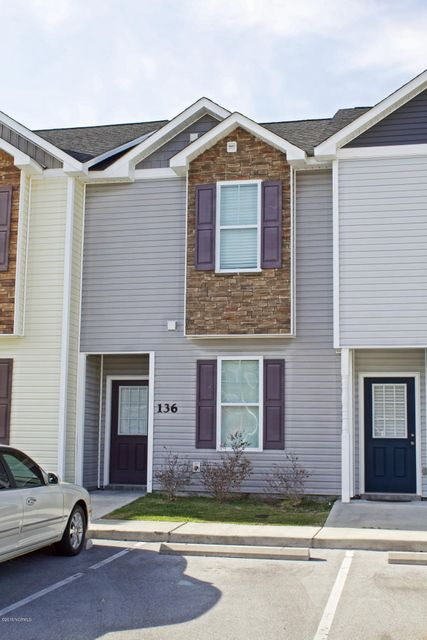 136 Waterstone Lane, Jacksonville, NC, 28546 | MLS #100110021