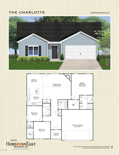 108 Waterford Way, Jacksonville, NC, 28546 | MLS #100077049