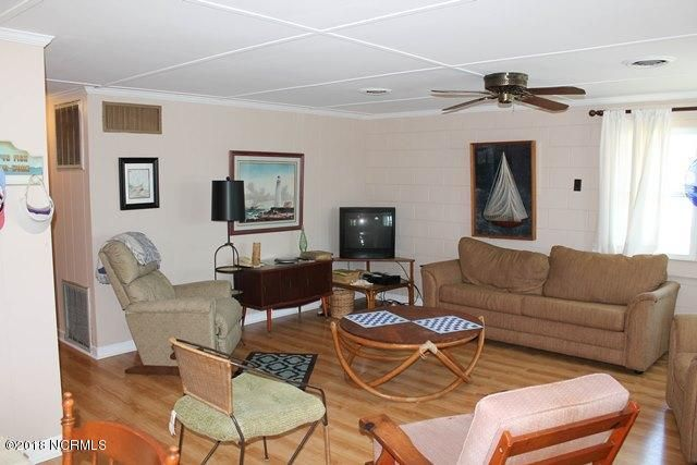 106 Bay Drive, Pine Knoll Shores, NC, 28512 | MLS #100110718