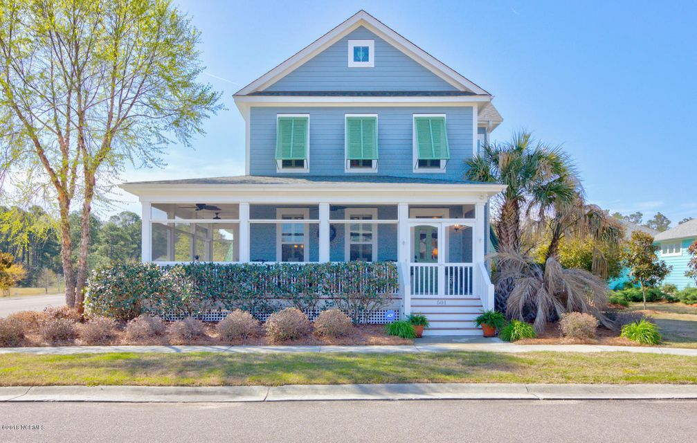 501  Lord Thomas Avenue Southport, NC 28461