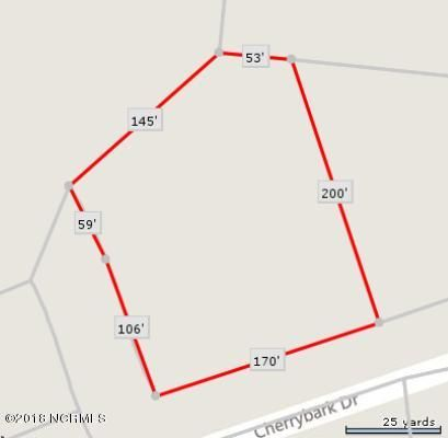 Lot # 64 Cherrybark Dr Cherrybark Drive, Jacksonville, NC, 28540 | MLS #100003767