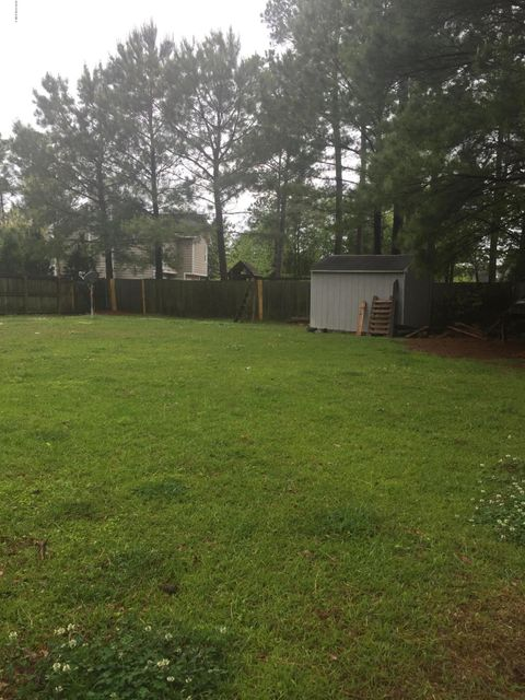 406 Hampshire Place, Jacksonville, NC, 28546 | MLS #100112684