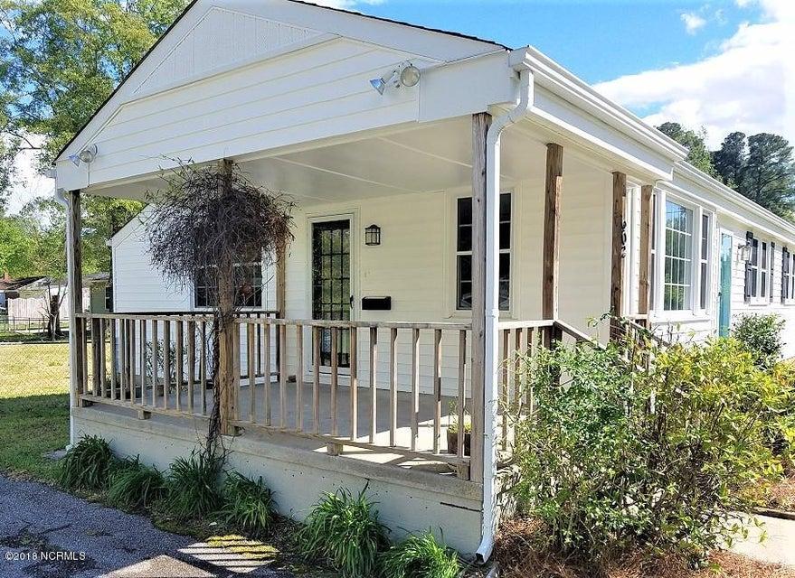 602 Seminole Trail, Jacksonville, NC, 28540   MLS #100113122