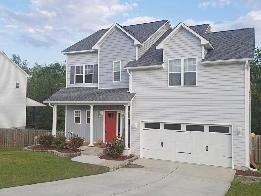 407 Jasmine Lane, Jacksonville, NC, 28546 | MLS #100106753
