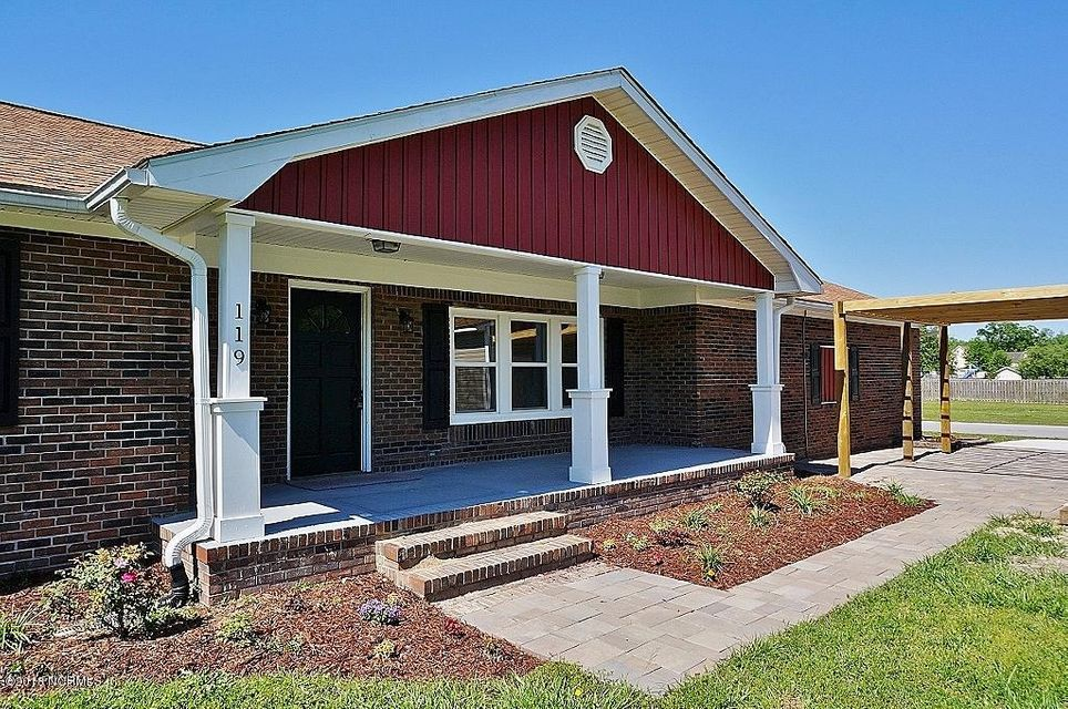 119 Investment Lane, Jacksonville, NC, 28540   MLS #100113749