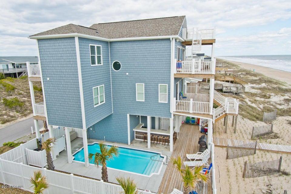 609 Ocean Drive, Emerald Isle, NC, 28594   MLS #100113744