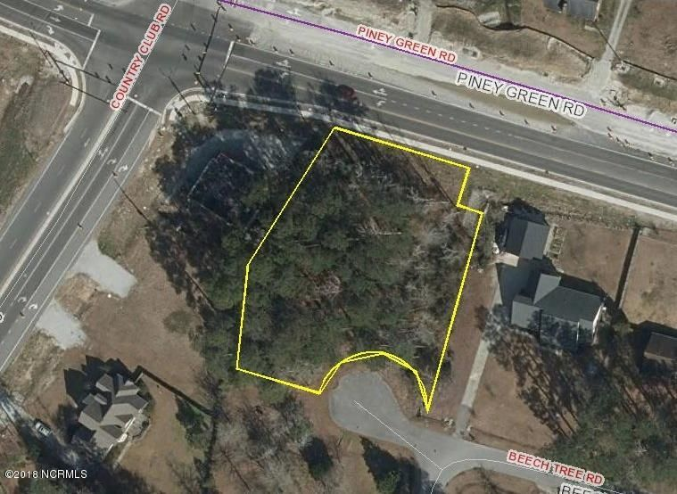 Lot 1 Beech Tree Road, Jacksonville, NC, 28546 | MLS #100113820