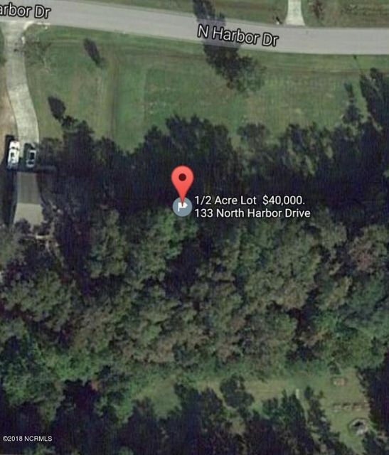 133 Harbor Drive, Beaufort, NC, 28516 | MLS #100114317