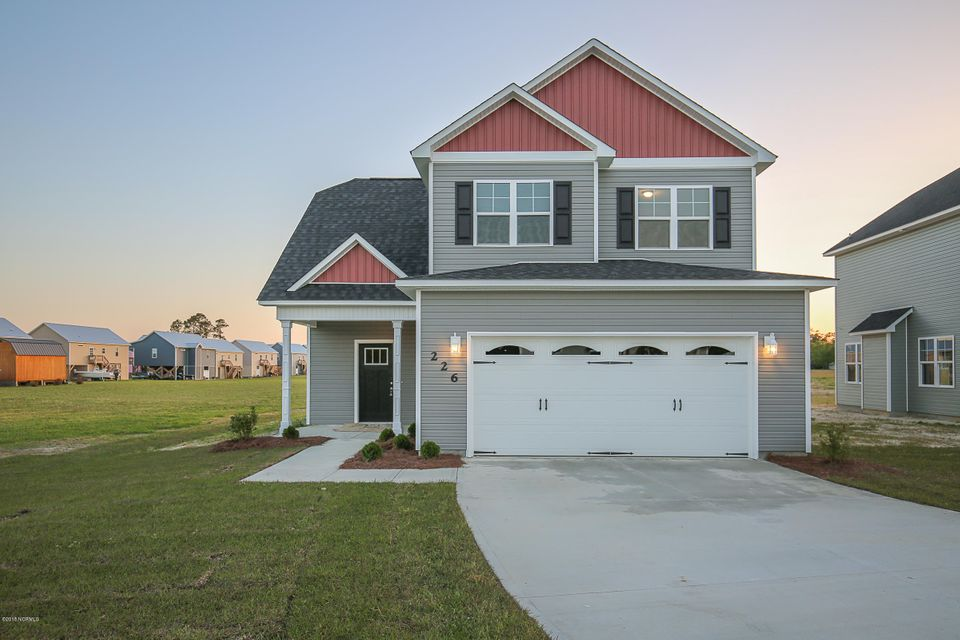 226 Shell Rock Landing Road, Hubert, NC, 28539 | MLS #100097375