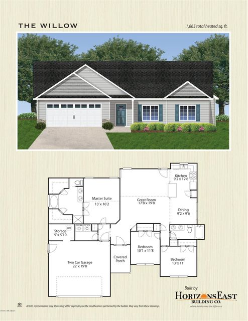 221 Peters Lane, Jacksonville, NC, 28540 | MLS #100114616