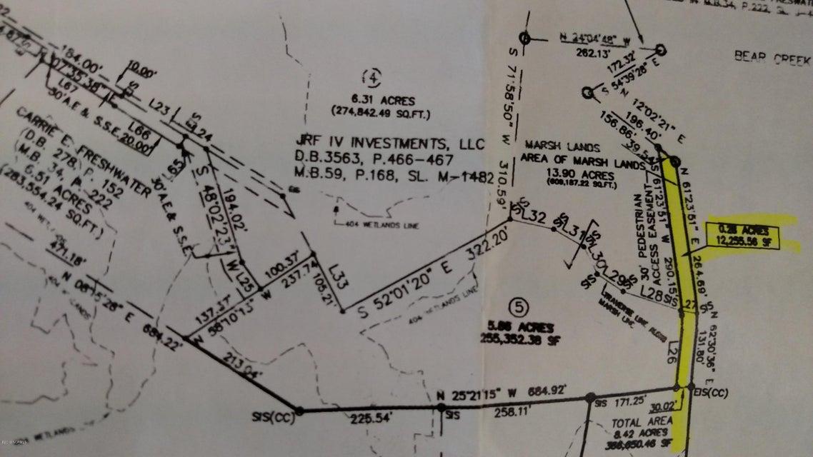 L4 Willis Landing Road, Hubert, NC, 28539 | MLS #100126824